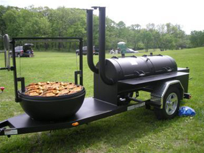 Mobile BBQ Catering | Bridgeview, IL