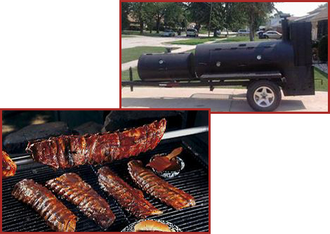 BBQ Catering in Wilmington, IL – Smoker and Ribs